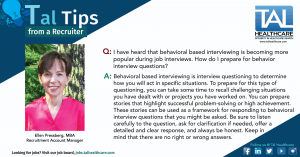 behavioral interview questions how do i prepare